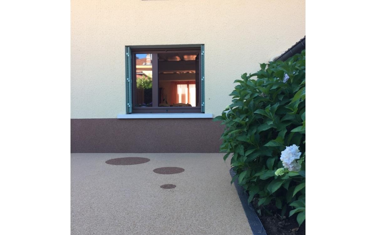 Comment Faire Une Terrasse En Resine conception terrasse en résine par entreprise jourdan en ain