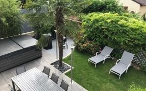 Projets de cour, allée et terrasse par Thuard près de Mantes ...