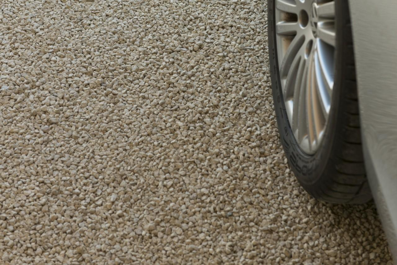 Favori Pour votre cour ou accès de garage, des graviers stabilisés par un  CE78