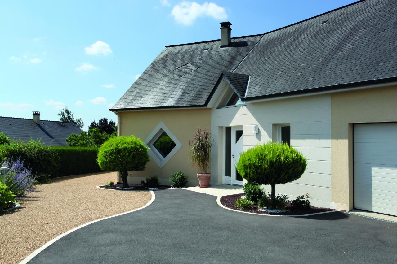 votre all e de jardin cour ou acc s de garage en enrob. Black Bedroom Furniture Sets. Home Design Ideas
