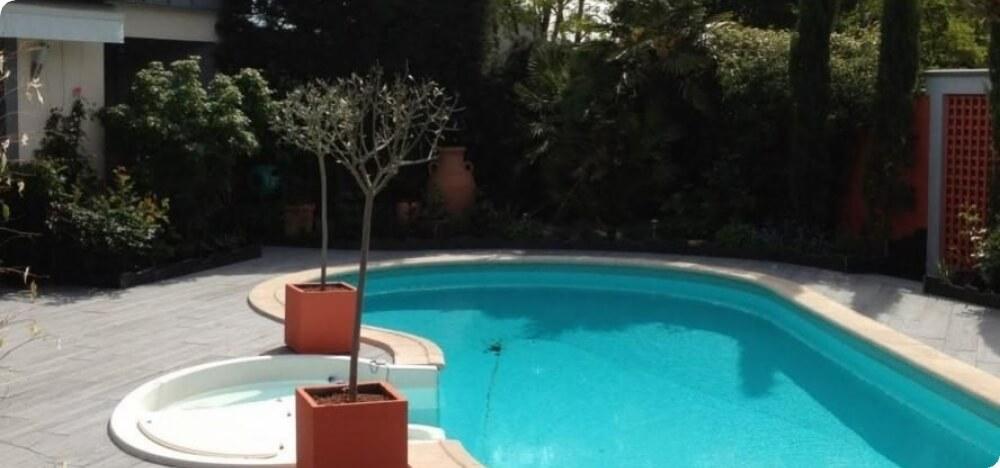 Pour votre terrasse ou allée de jardin, lames de béton ...