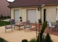 Avis Du Gravillon Stabilise Pour Votre Terrasse Par Un Paysagiste