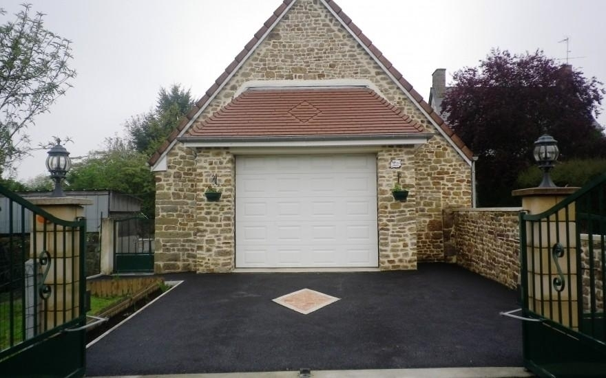 Conception all e de garage en n rostar r alis par for Garage macon saint lo