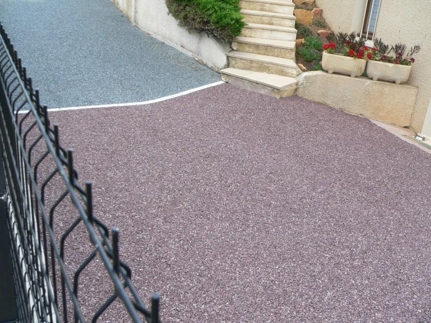 R alisation descente de garage en gravistar entreprise for Descente de garage en beton desactive