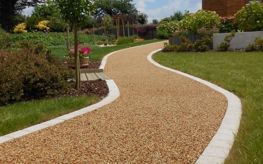 Id es am nagement allee de jardin for Idee amenagement de jardin