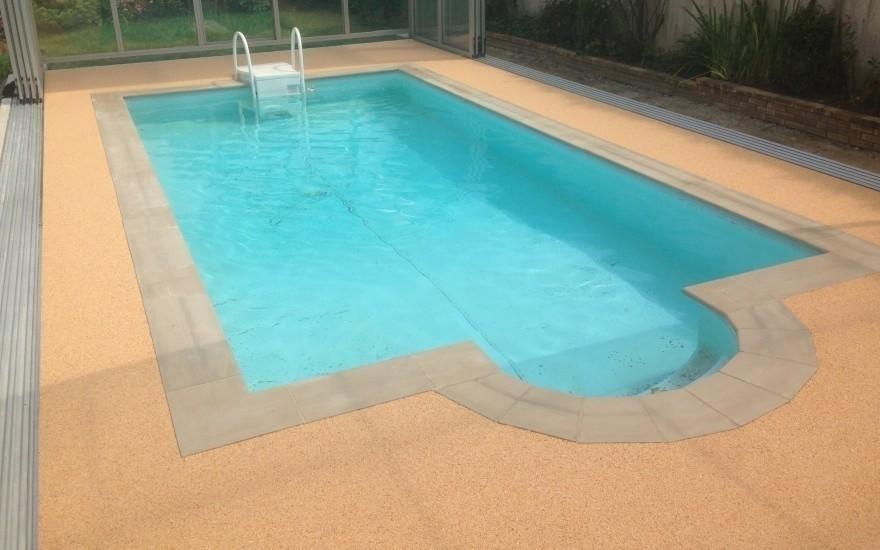 Am nagement plage de piscine en hydrostar r alis par - Piscine du parvis cergy ...
