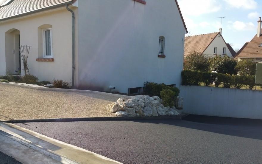 R alisation all e de garage en n rostar r alis par de lima blois - Garage rebaud st victor sur loire ...