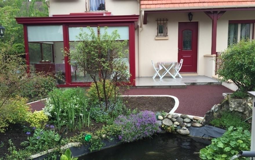 Allee De Jardin En Stardraine Amenage Par Lecaplain Pres De