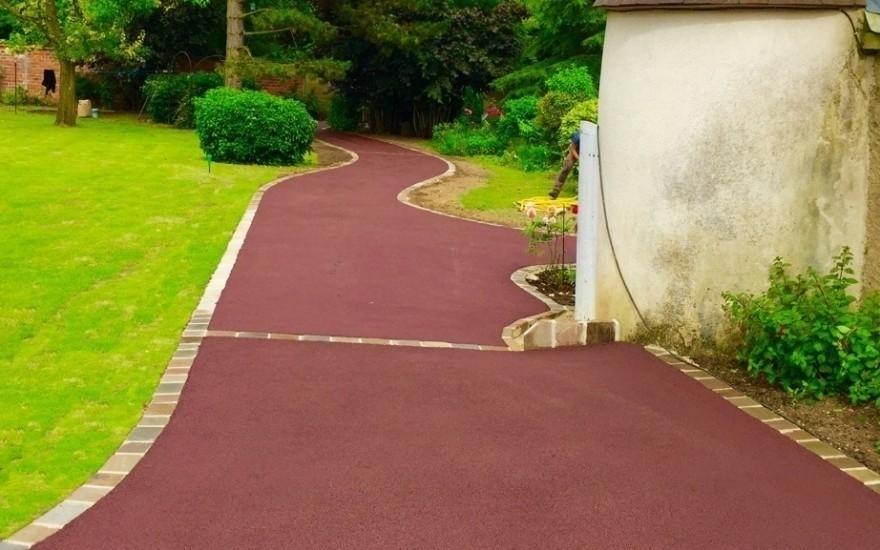 Daniel Moquet entreprise d\'aménagement de cour, allée de jardin et ...